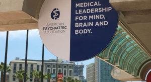 American Psychiatric Association (APA) Meeting 2017