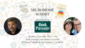 Book Passage Presents : Dr. Emeran Mayer & Erica와 Justin Sonnenburg - Microbiome Summit