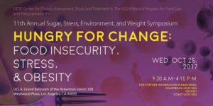 Hungry For Change: Food Insecurity, Stress, and Obesity