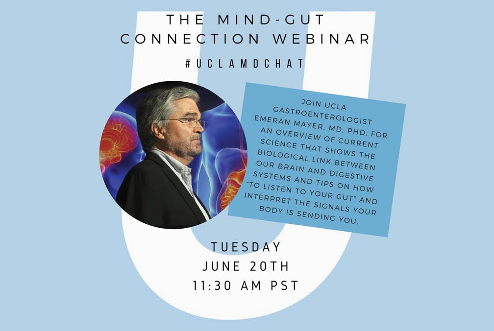 Webinar - Die Mind-Gut Verbindung: Konversation innerhalb unserer Körper