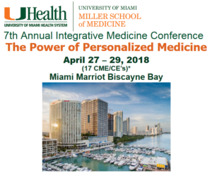 7th Annual Integrative Medicine Conference: Moc spersonalizowanej medycyny
